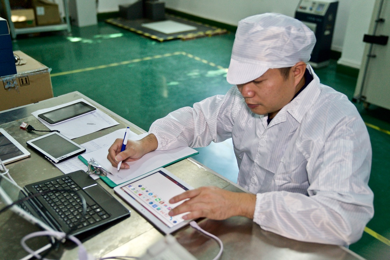 Audit fabricant en Chine