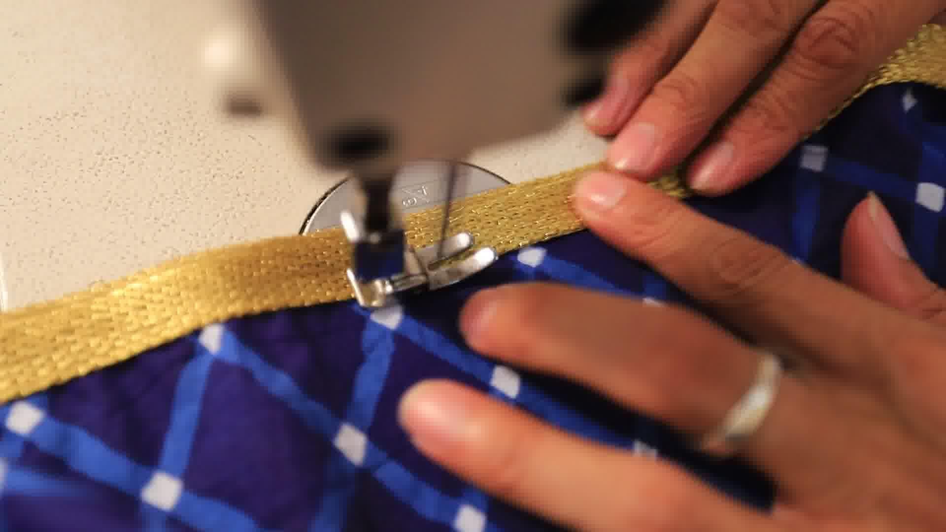 Inspección de Textil en China